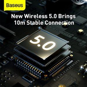 Baseus D02 Pro Wireless Headphones Bluetooth 5.0 Headset Earphone Foldable Sport Headphone Gaming Phone Fone Bluetooth Earbuds 2